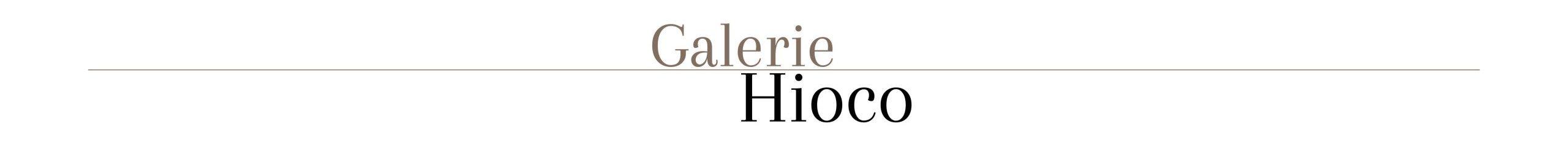 Galerie d'Art asiatique Hioco